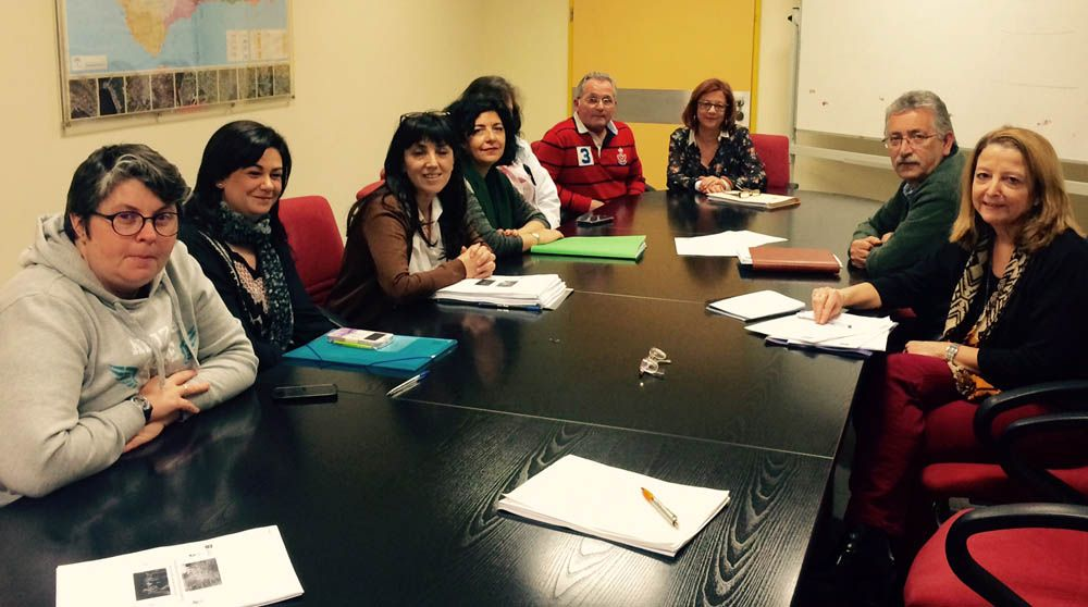 El Area Sanitaria de Linares reúne de nuevo a los miembros de su Comisión de Participación Ciudadana