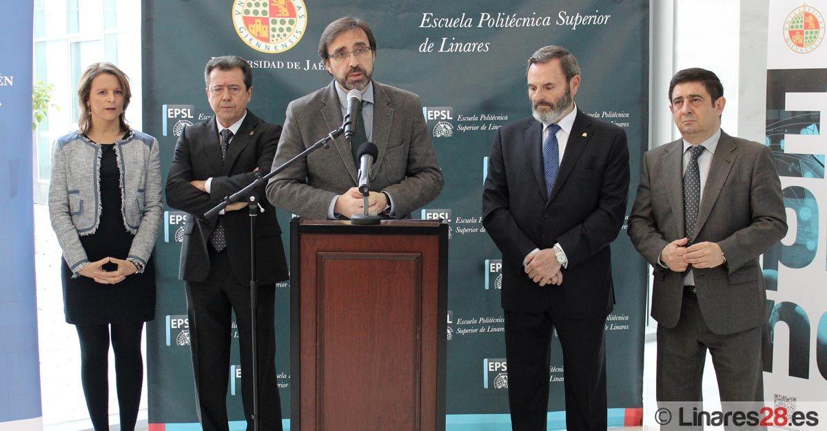 La EPSL inaugura su Vivero de Empresas en el Campus Científico-Tecnológico