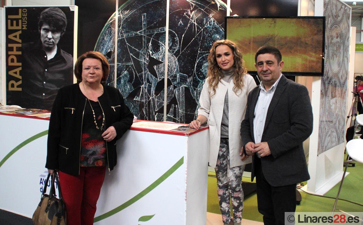 Linares busca visitantes en la III Feria de Los Pueblos