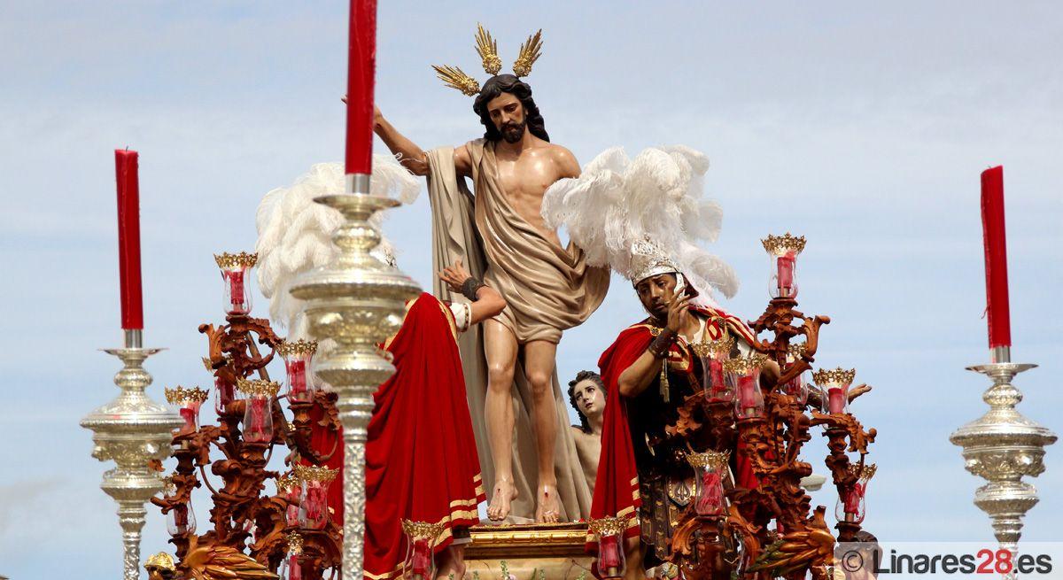 """La belleza de """"Resurrección y Amor"""" se aprecia en Linares"""