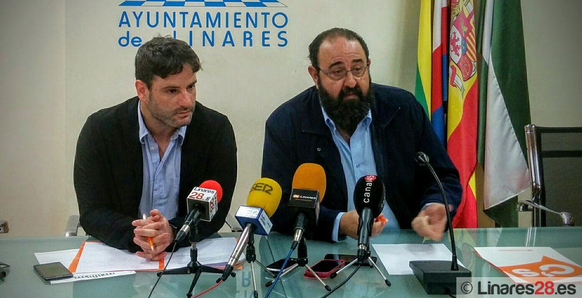 Ciudadanos Linares solicitará al Pleno mejoras para la barriada de la Estación de Almería