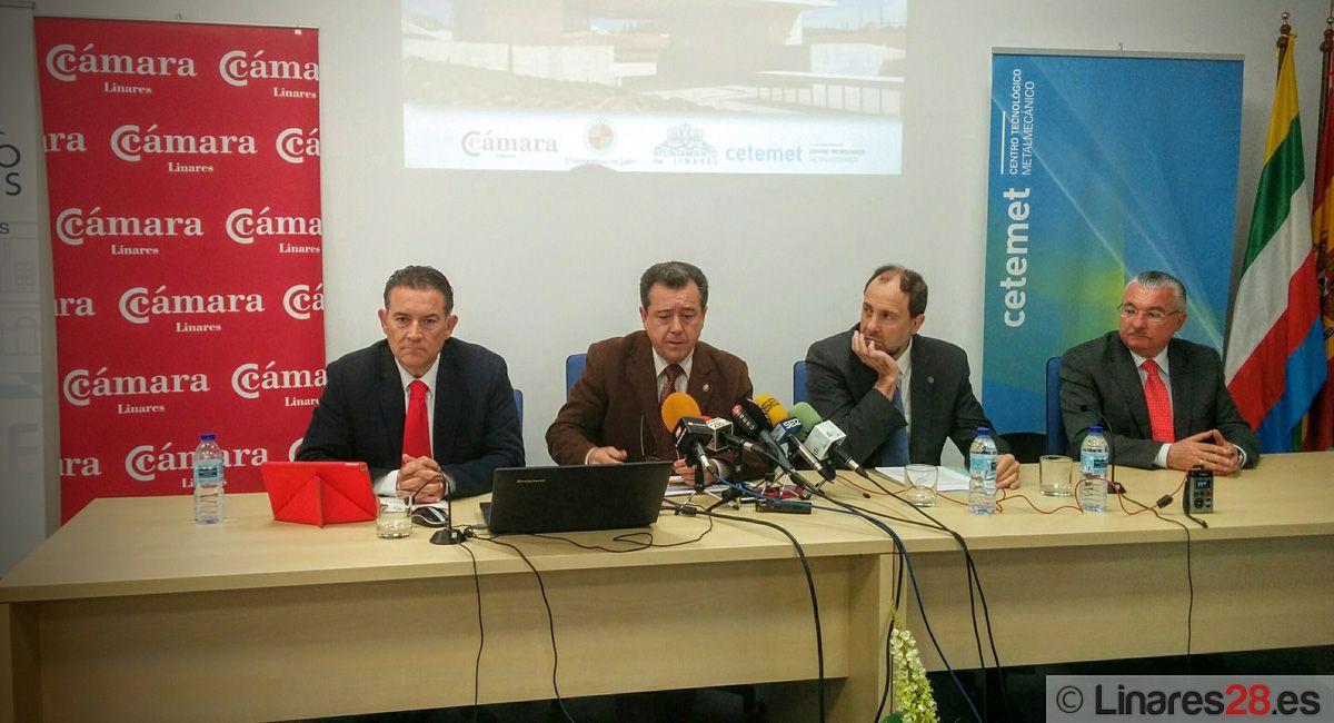 """Linares presenta su """"I Campus del Conocimiento"""""""