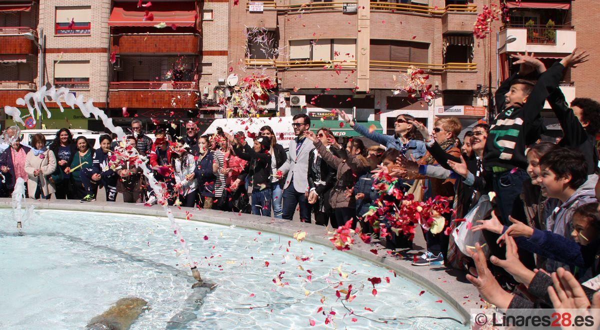 El colectivo gitano celebra su día en Linares