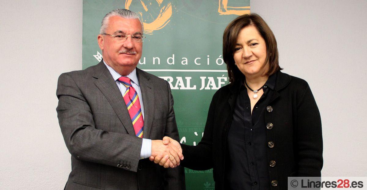 """Convenio entre la Asociación de Alzheimer y Demencias Afines """"Conde García"""" y la Fundación Caja Rural"""