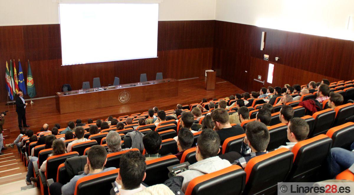 La Escuela Politécnica Superior de Linares celebra su XVIII Curso de Sondeos