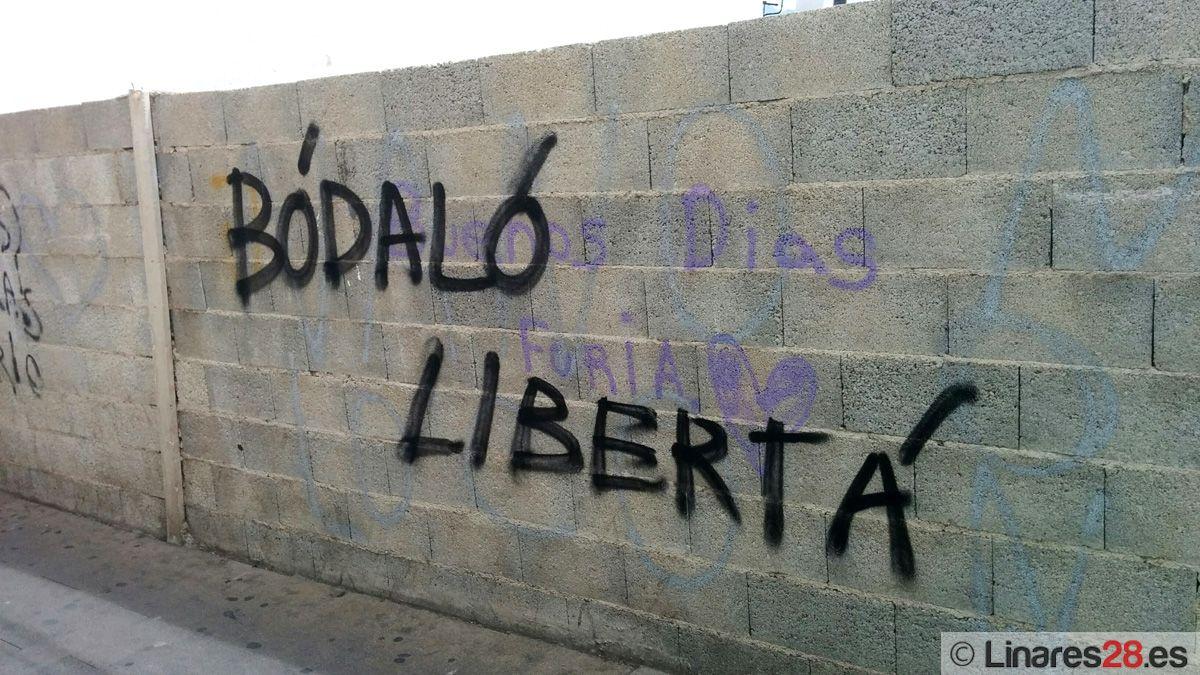 MAYO CON PRISIÓN DE FABRA PARA BÓDALO