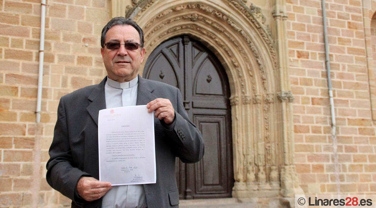 """Santa María ya es """"basílica"""""""