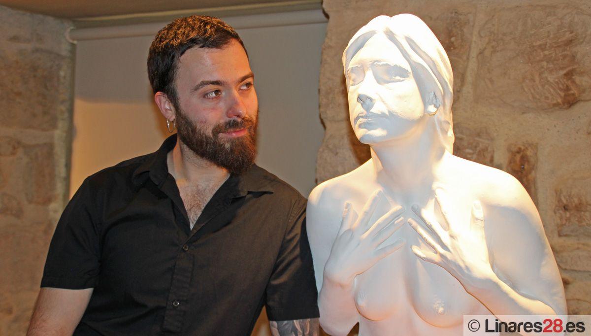Últimos días para ver la muestra de escultura de Jose Ángeles