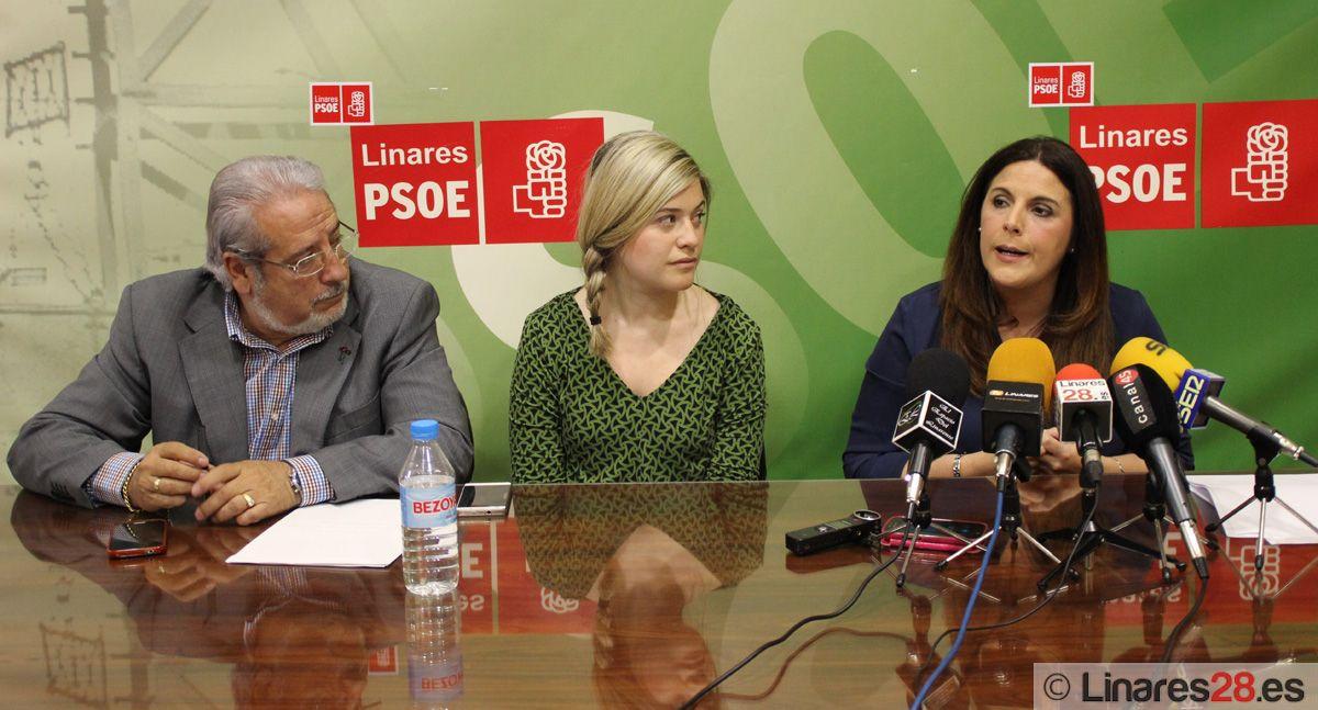 El PSOE advierte de las consecuencias de la reforma de la PAC para Linares