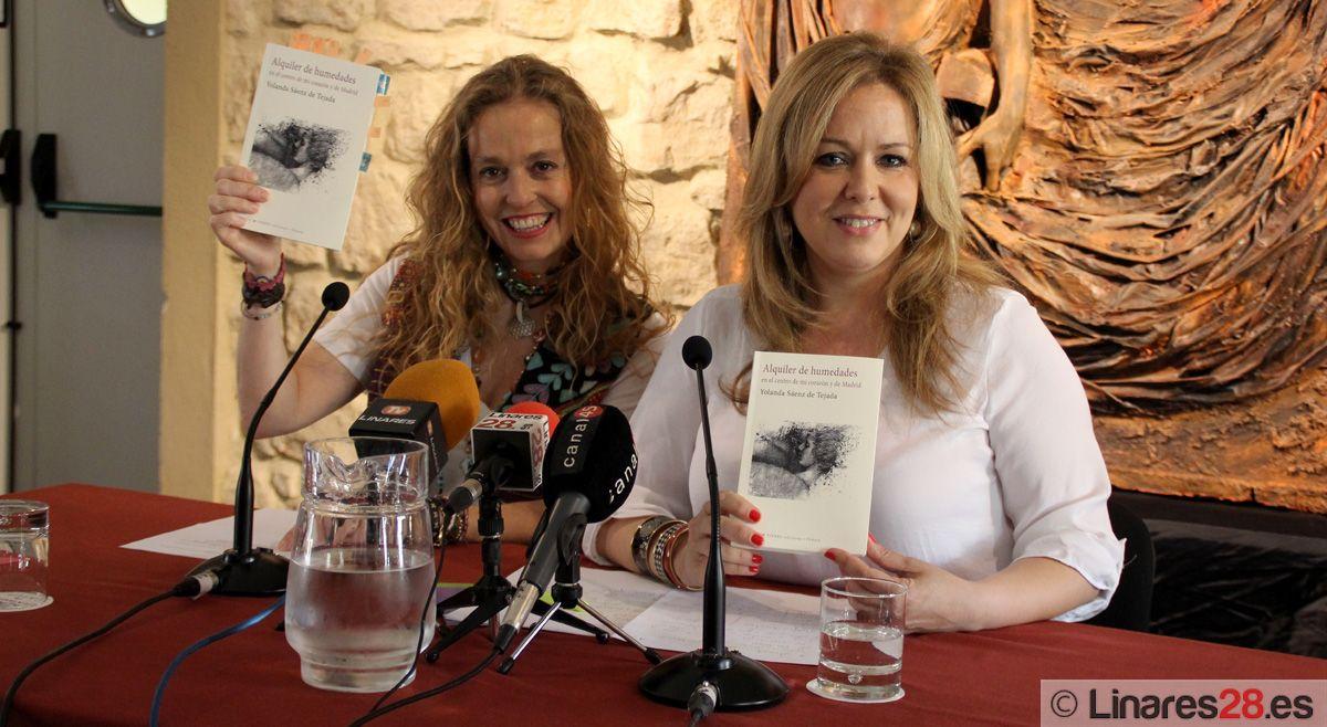 Yolanda Sáenz de Tejada presenta su último libro en Linares