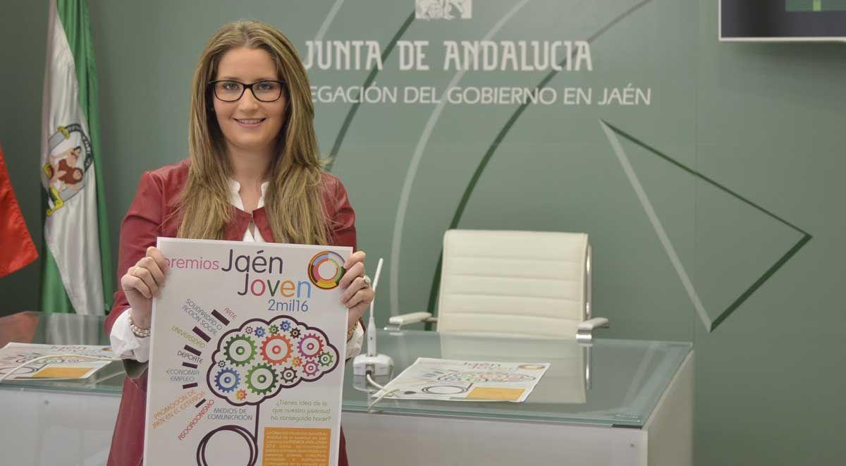 El IAJ abre el plazo para presentar candidaturas a los  Premios Jaén Joven 2016 que finalizará el próximo 29 de julio