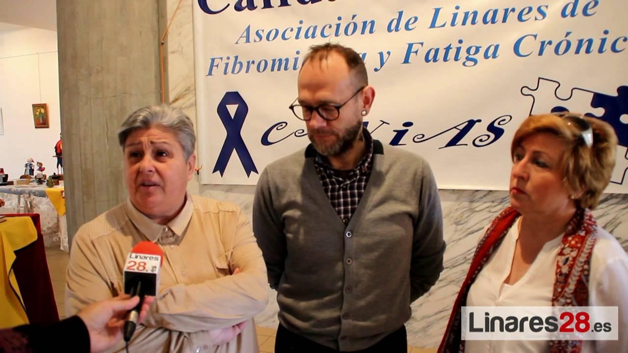 """""""Cavias"""" trabaja para dar a conocer a los linarenses la Fibromialgia"""