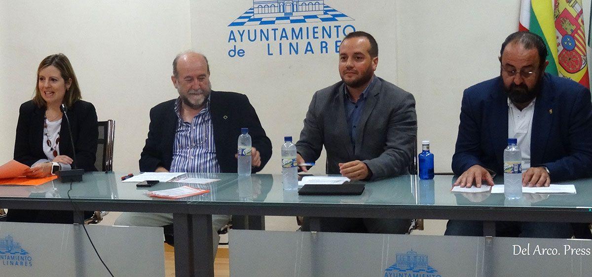Ciudadanos (C's) Linares debate medidas para mejorar el Medio Ambiente en Linares