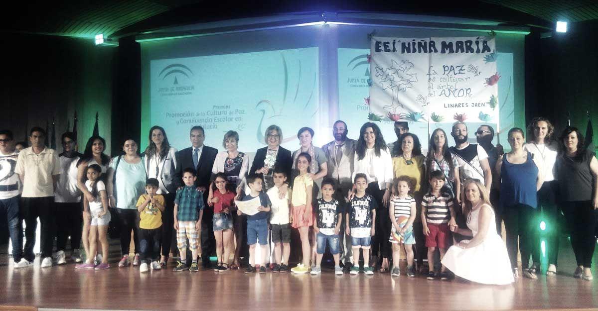 """La Escuela Infantil 'Niña María' recibe su reconocimiento por """"buenas prácticas"""""""