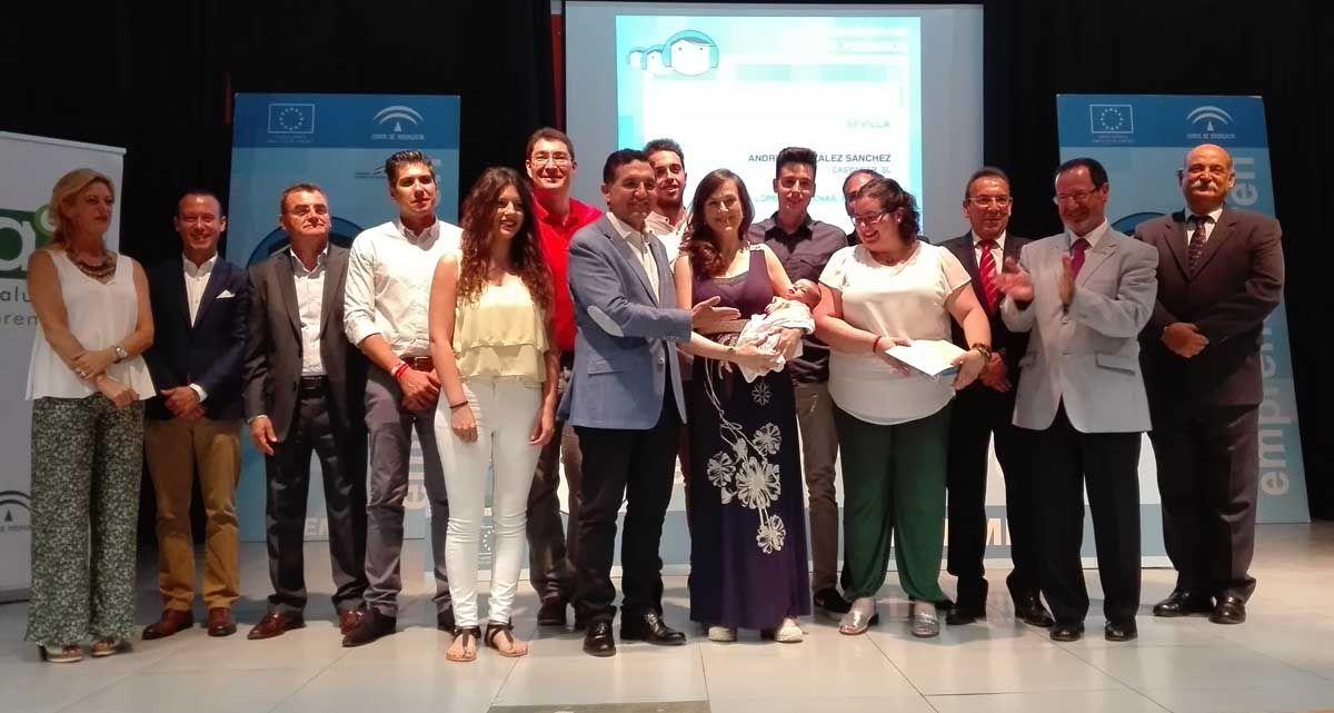 """El linarense José Alfredo Hurtado y su proyecto """"Voy Volando"""", entre los mejores planes de empresa """"Emprendejoven 13"""""""