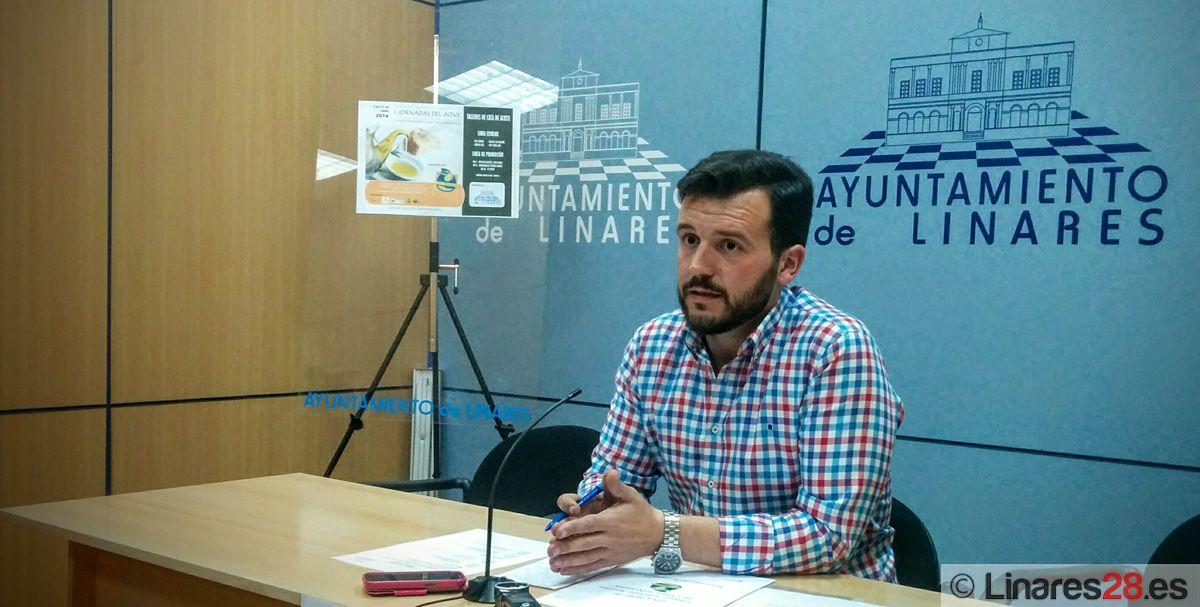 """Medio Rural organiza las """"I Jornadas del AOVE de Linares"""""""