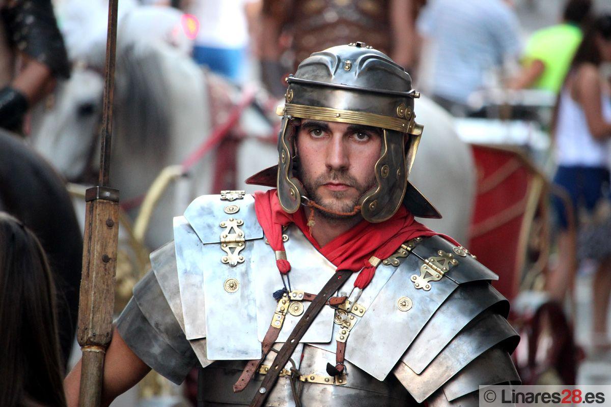 La tropas de Roma salen de Cástulo para tomar Linares