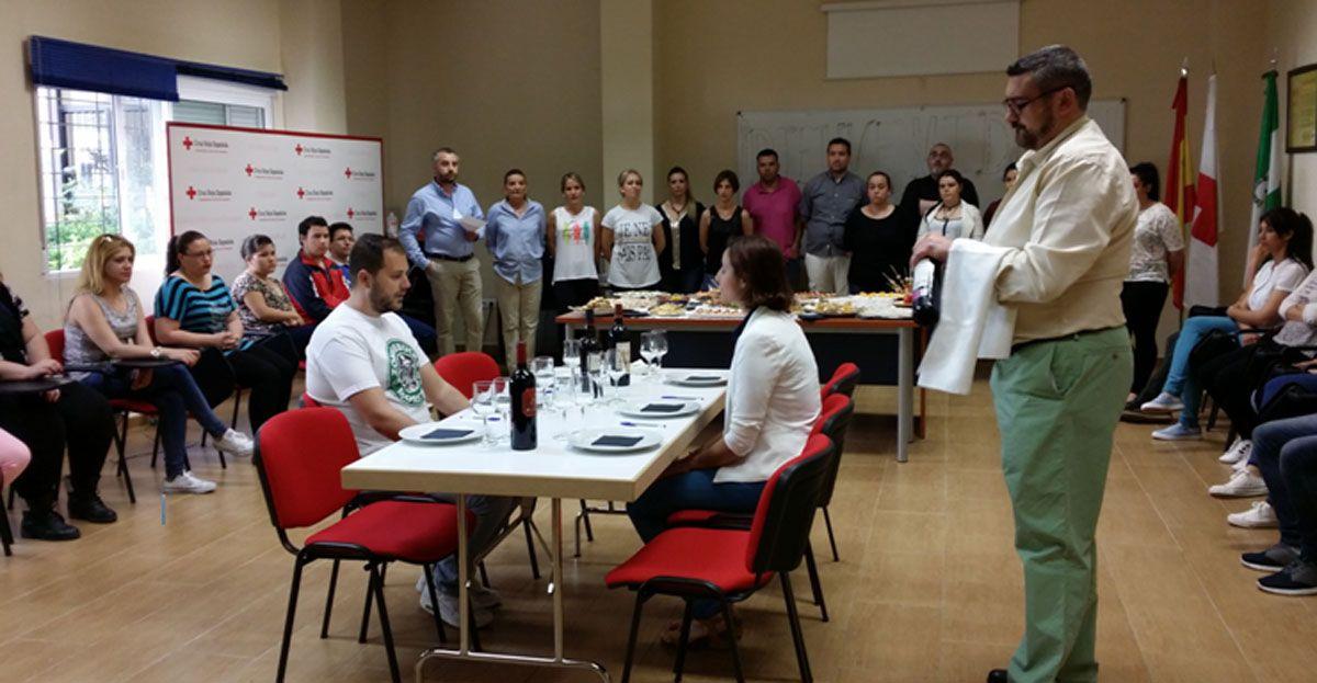 Cruz Roja Linares continúa apostando por la Formación