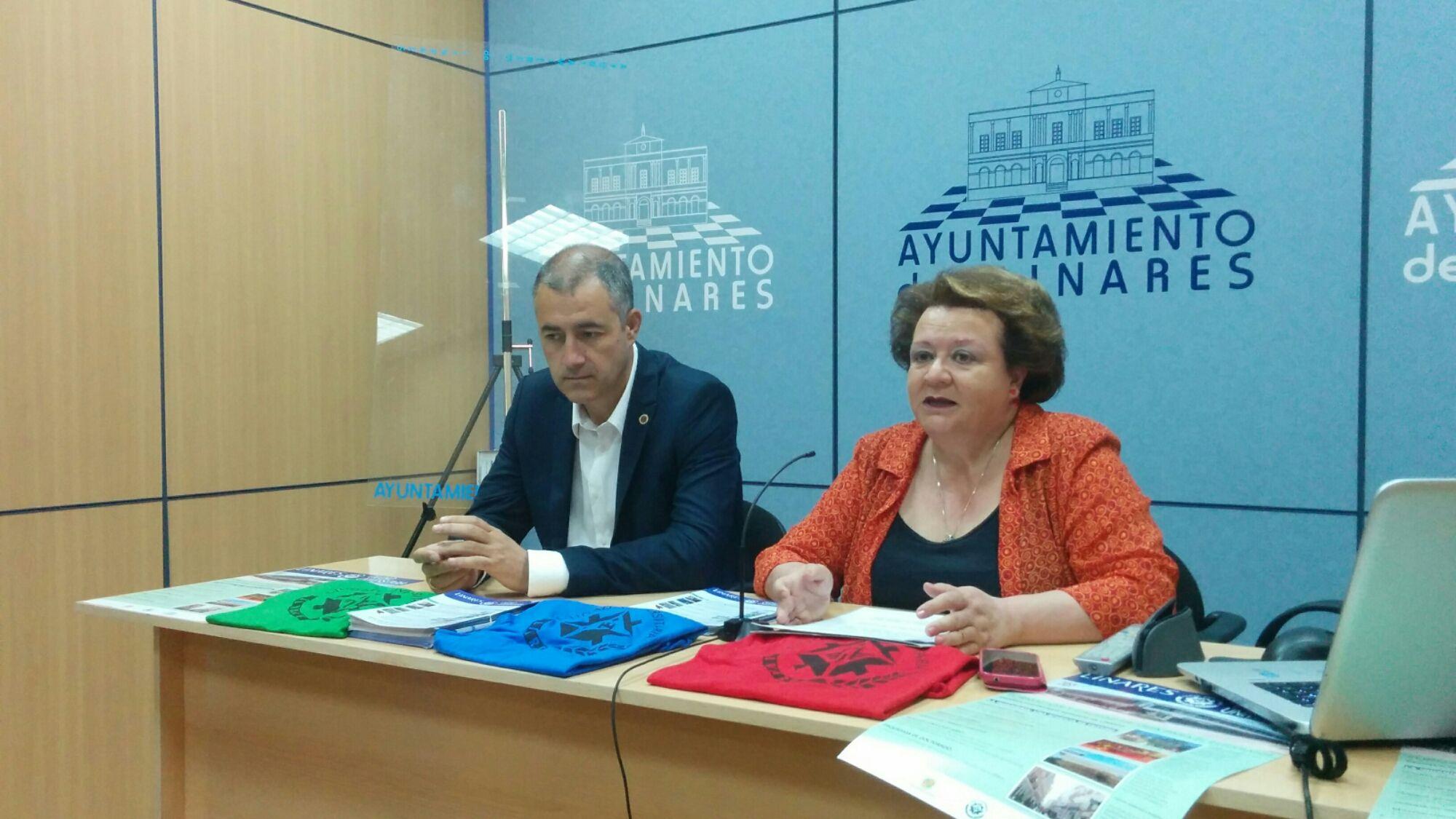 En estos momentos presentación campaña Linares Ciudad Universitaria