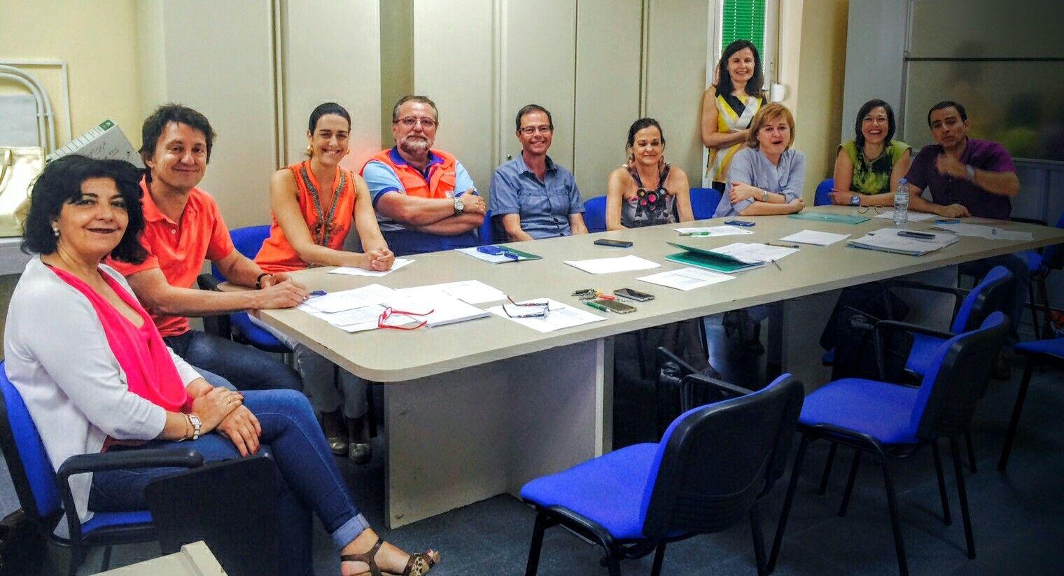 Área Sanitaria Linares constituye una Comisión de Violencia de Género con representantes de sus profesionales
