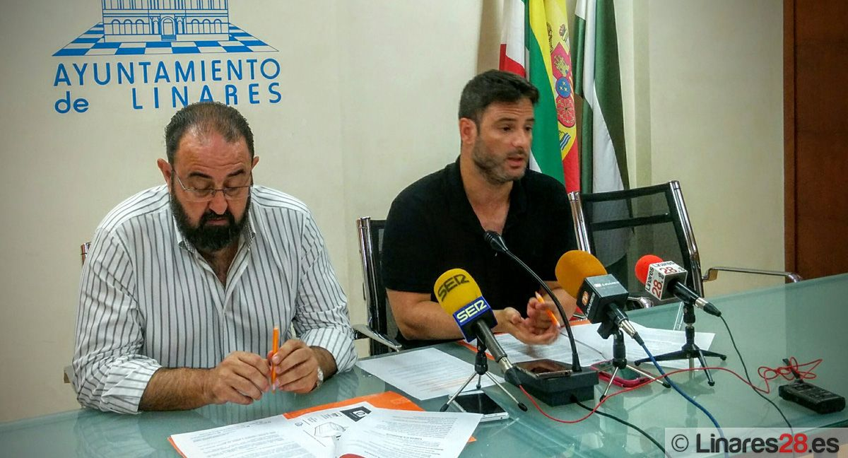 """C's Linares propone la creación del """"Salón del Cómic de Linares"""""""