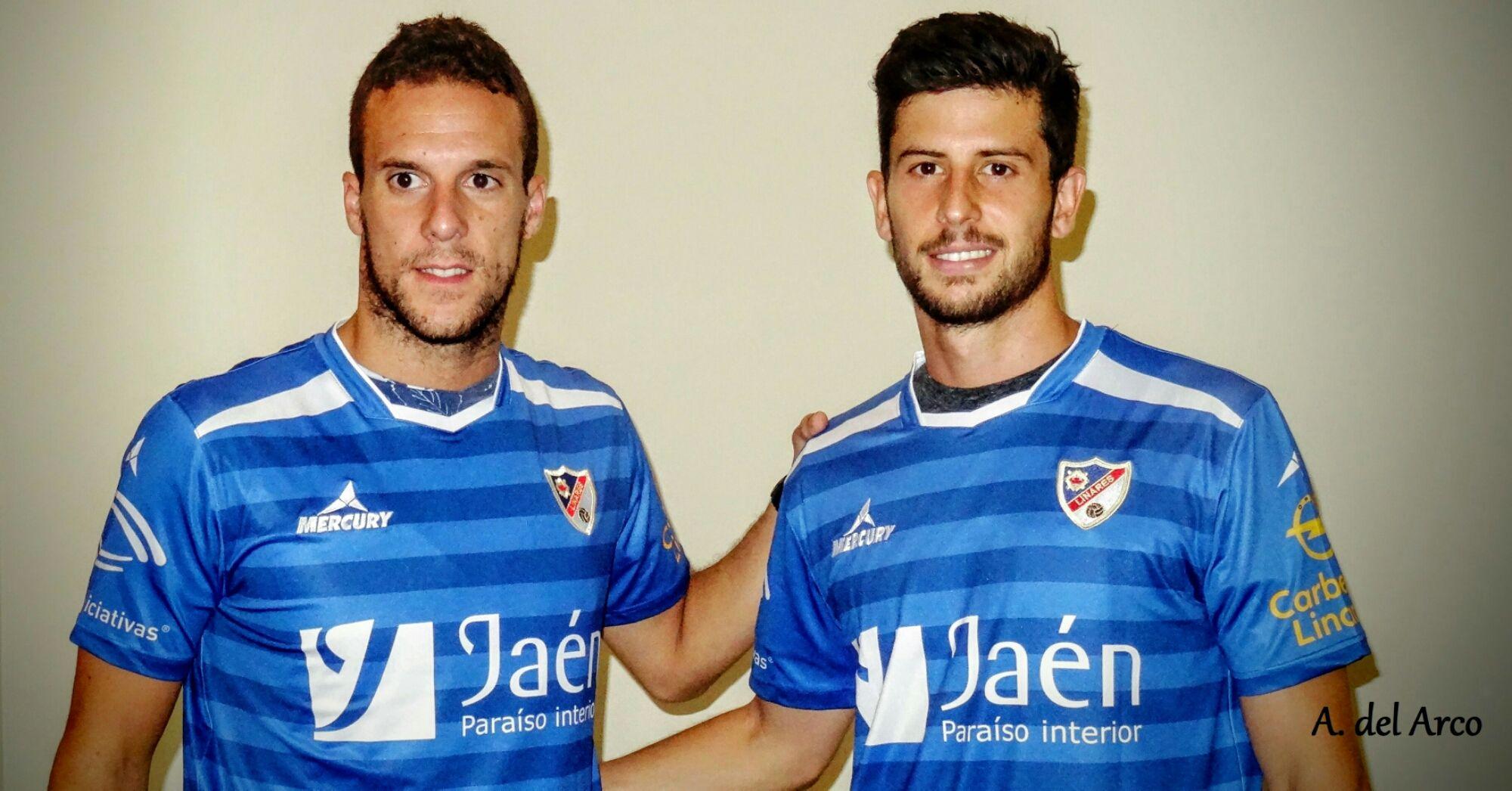 El Linares Deportivo presenta dos nuevos fichajes