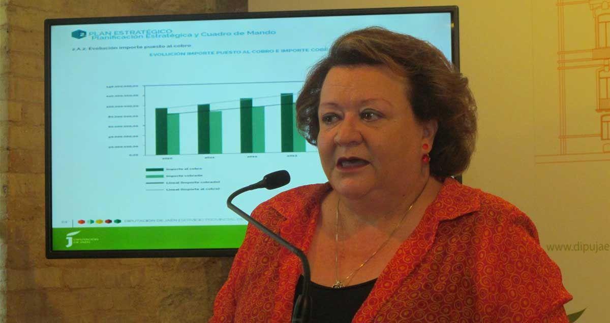 Diputación recauda más de un 88% de media en el periodo voluntario durante 2015, un punto más que en 2014