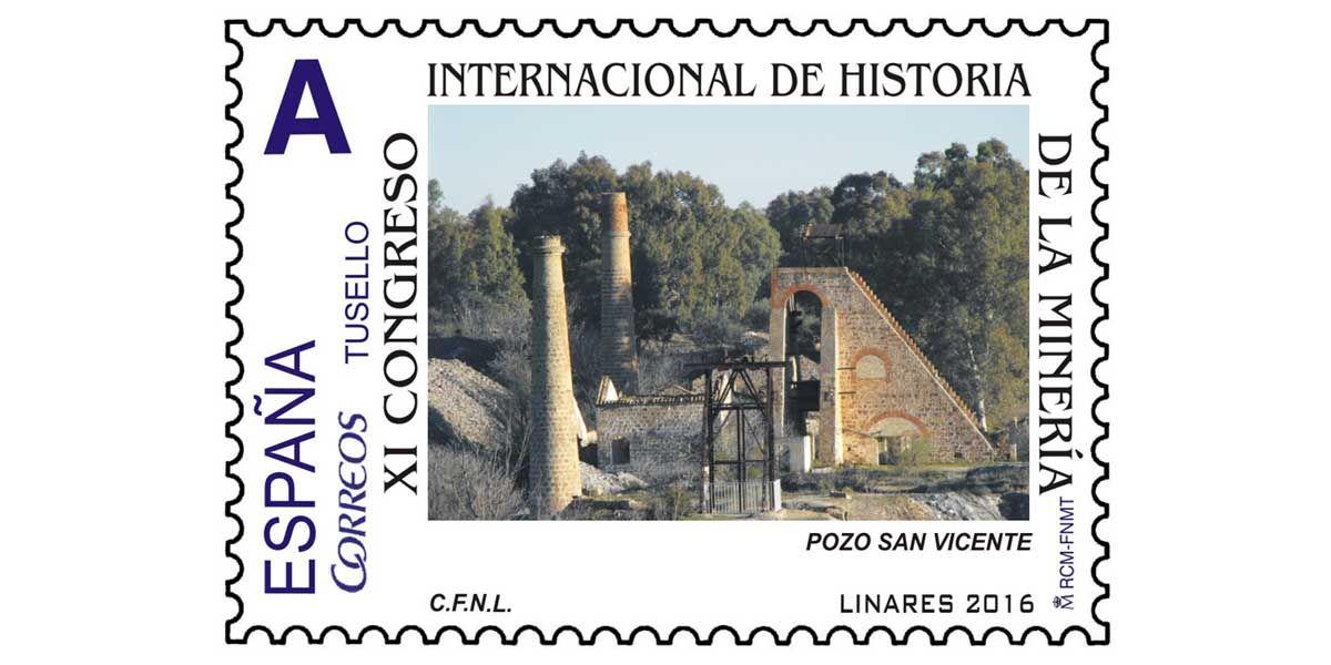CORREOS participa en el XI Congreso Internacional de Historia de la Minería de Linares