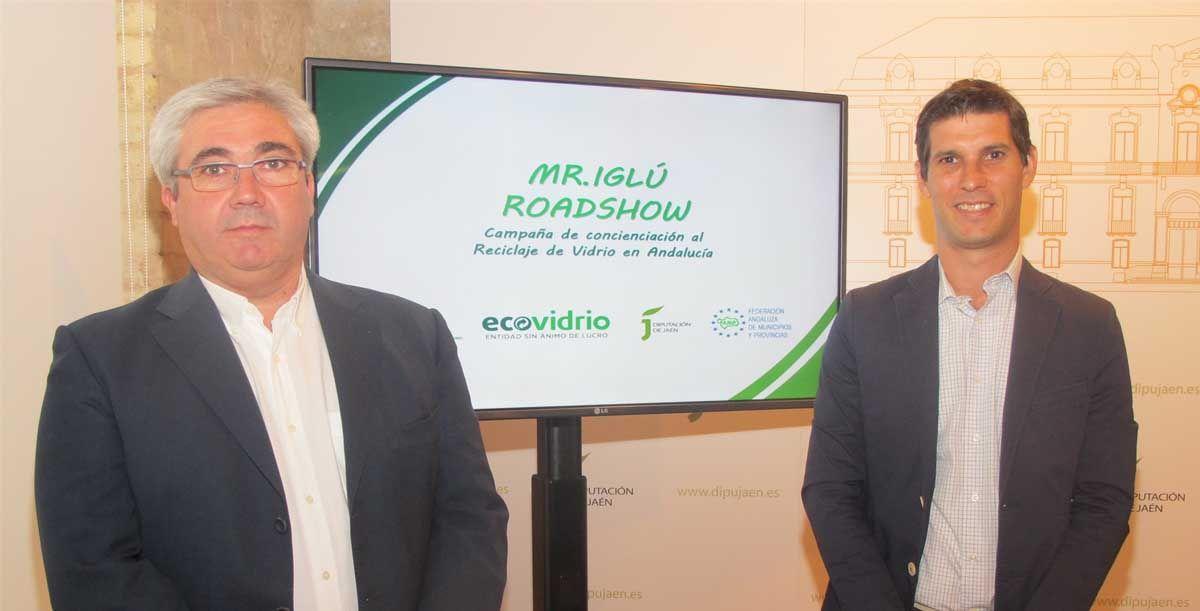 """El """"Mr Iglú Roadshow"""" de la Diputación pasará por Linares"""