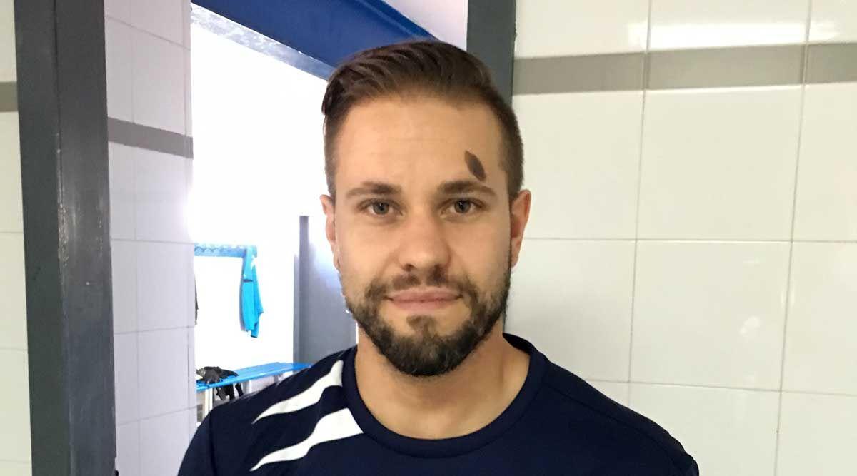 El Linares Deportivo presenta a Andrés Gómez como nuevo fisioterapeuta de la primera plantilla