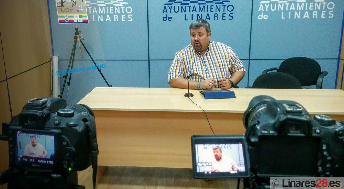Mañana se celebra un nuevo Pleno Ordinario del Ayuntamiento de Linares