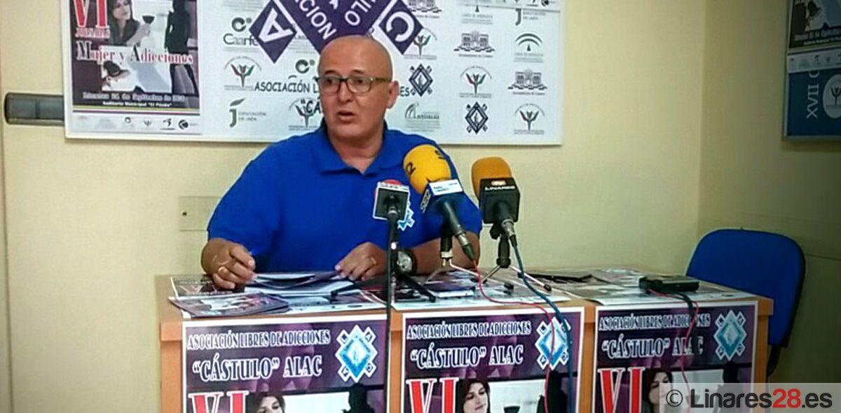 """ALAC prepara sus """"VI Jornadas Mujer y Adicciones"""""""