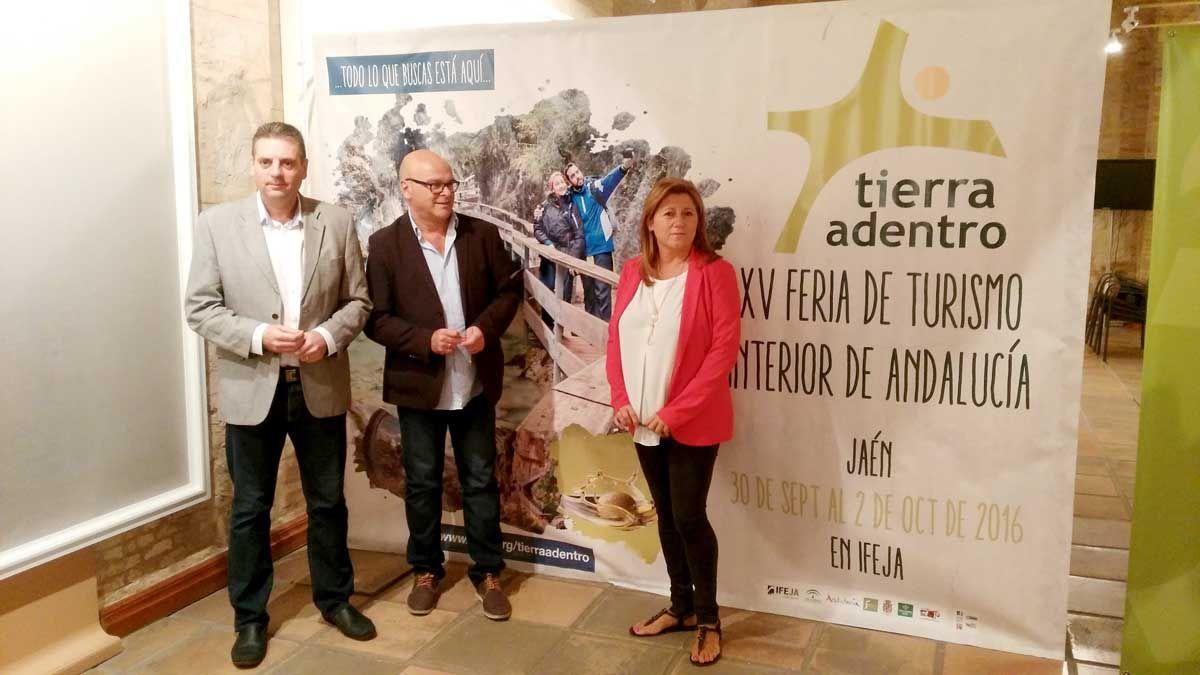 Tierra Adentro mostrará en IFEJA los principales destinos y experiencias del turismo interior andaluz