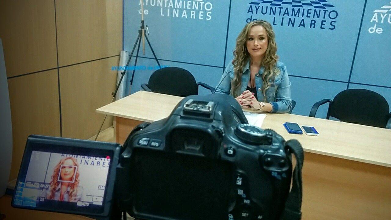 En estos momentos presentación de Linares en Tierra Adentro