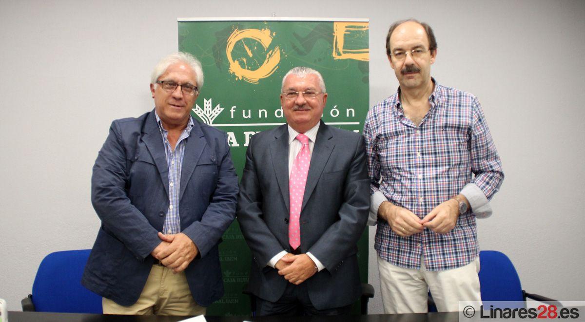 Convenio entre la Fundación Caja Rural de Jaén y la Asociación Colectivo Proyecto Arrayanes