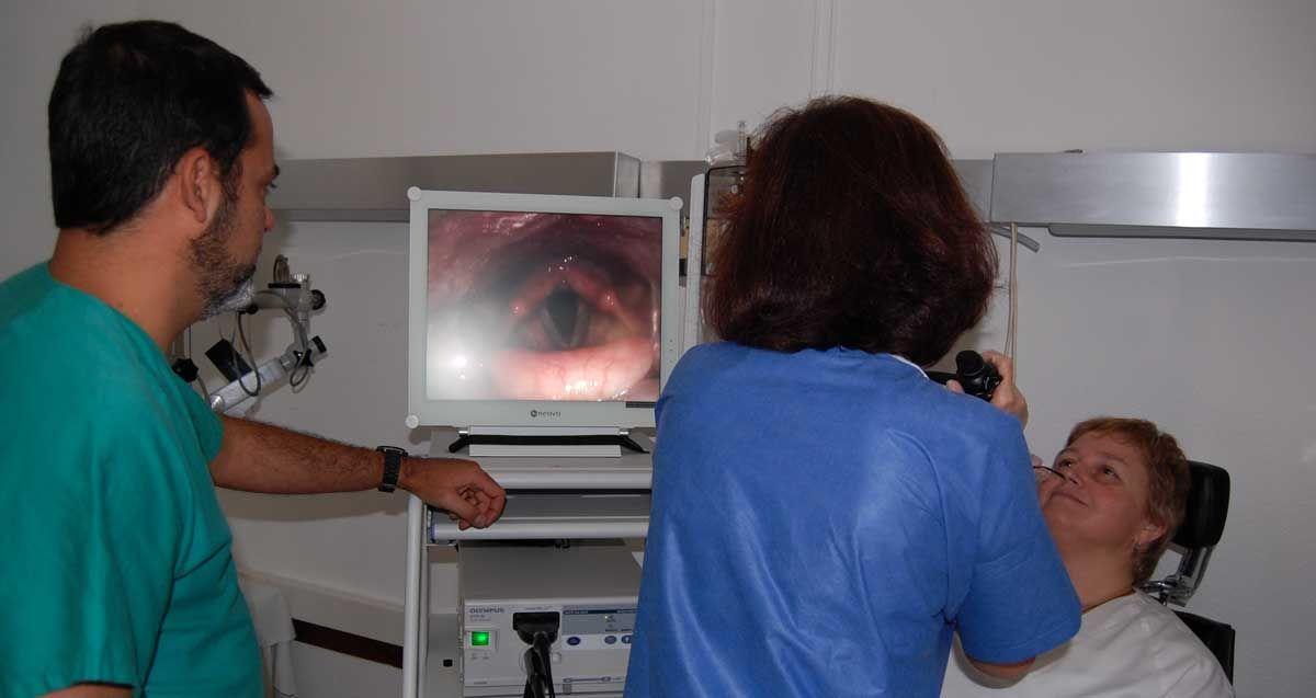 Los centros de salud y hospitales del Area Sanitaria de Linares cuentan este año con 56 médicos en formación