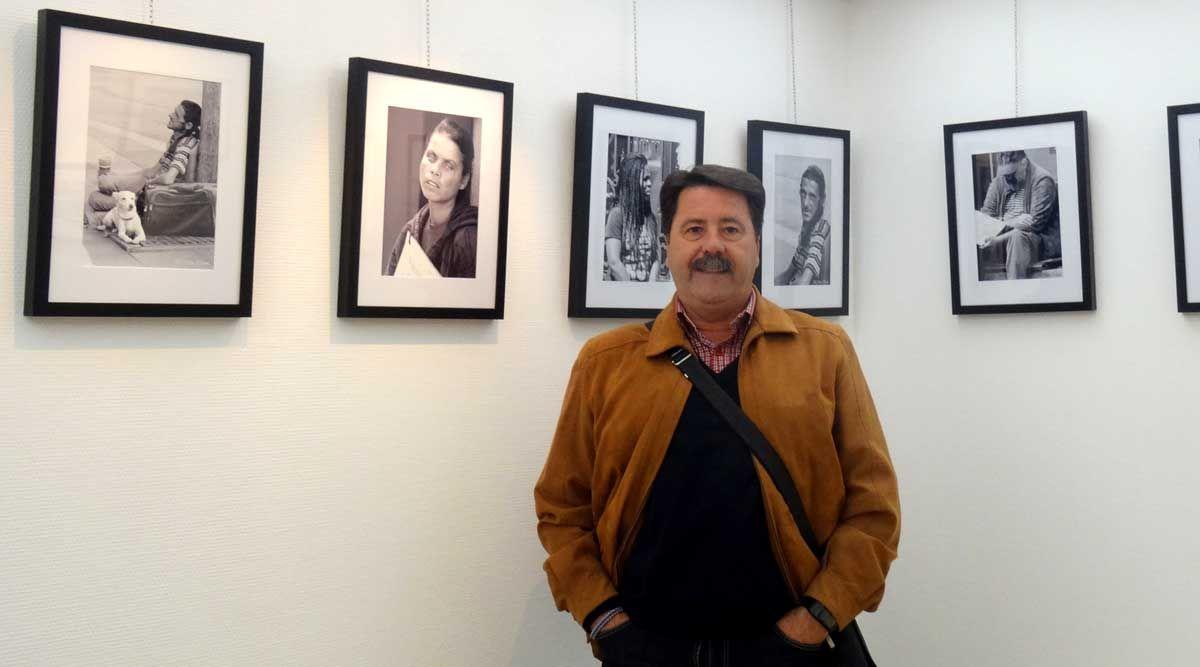 Antonio del Arco muestra su satisfacción tras su aventura artística francesa