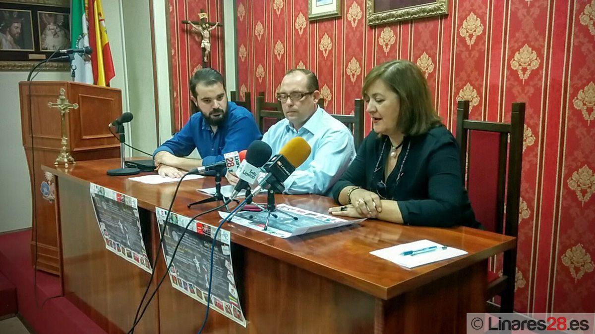 """La Vera Cruz presenta su """"II Foro de la acción social y la caritativa de Linares"""""""