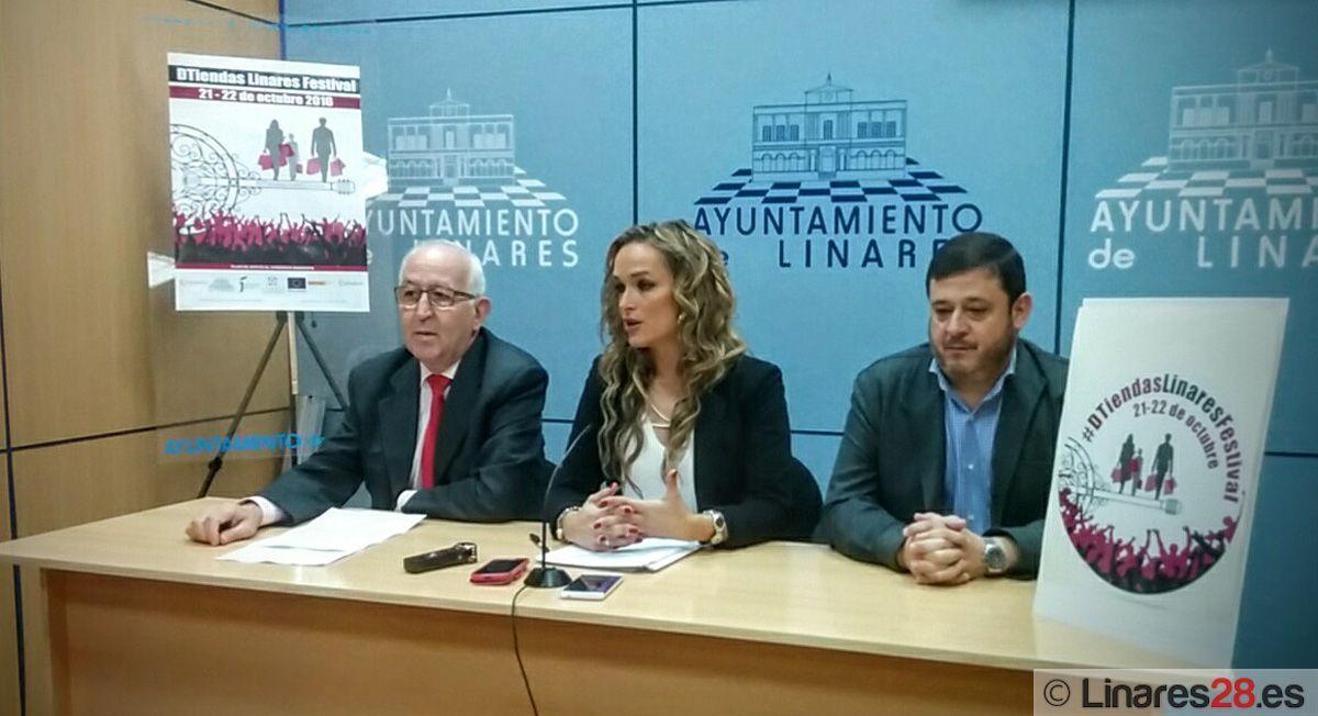El comercio de Linares prepara su #DTiendasLinaresFestival