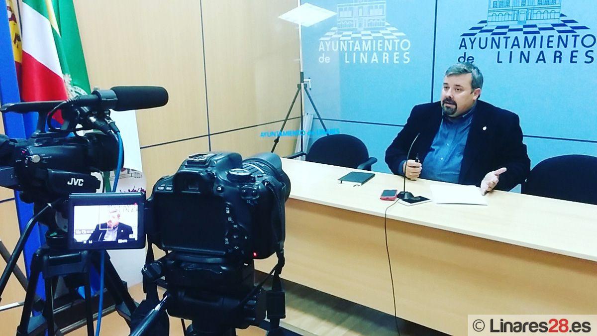 Luis Moya desgrana el Pleno Ordinario de mañana
