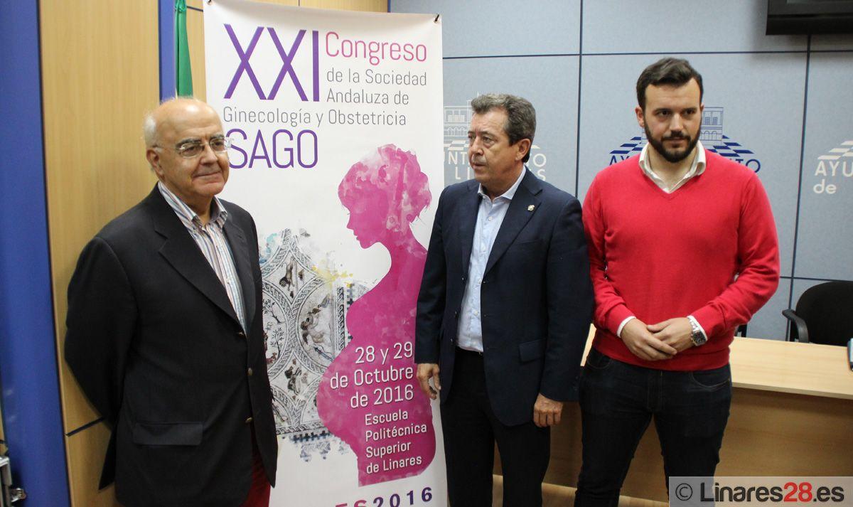 Linares alberga esta semana el XXI Congreso de la Sociedad Andaluza de Ginecología y Obstetricia