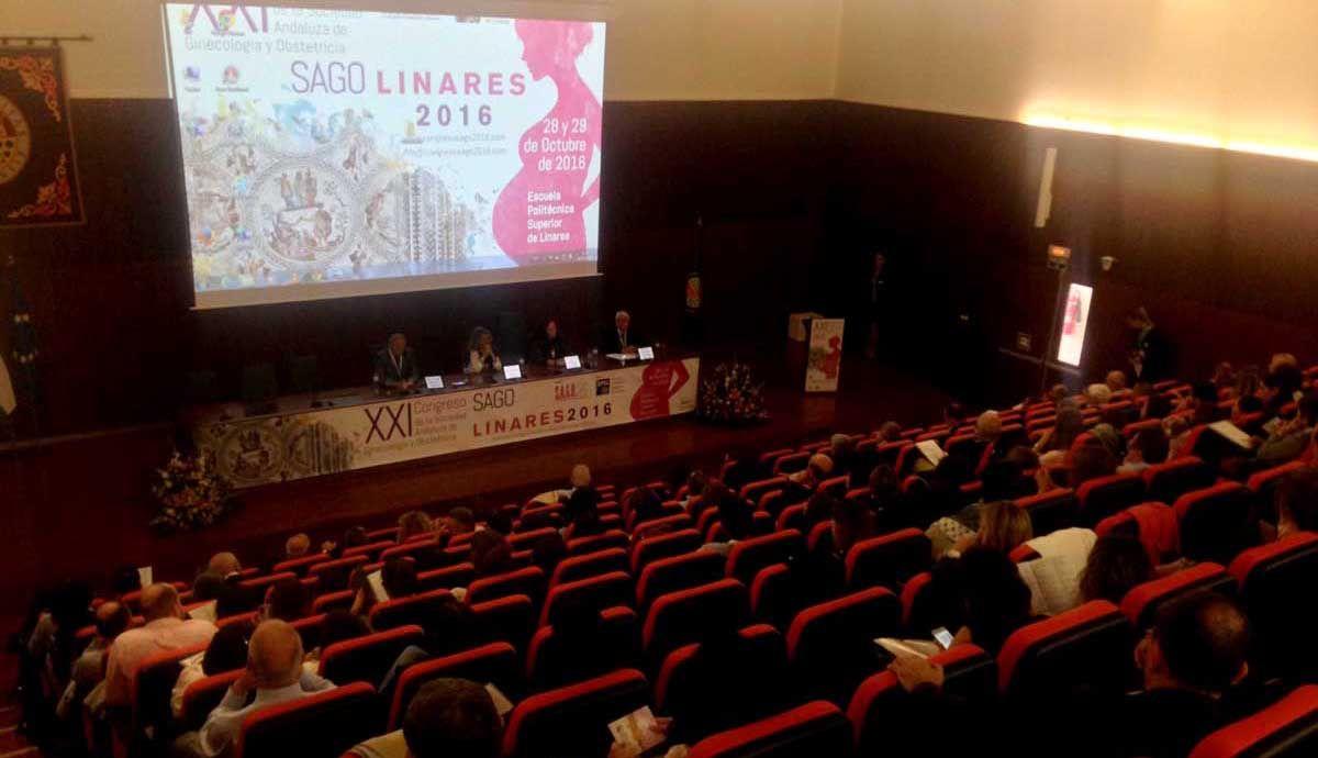 Trescientos profesionales sanitarios asisten en Linares al XXI Congreso Andaluz de Ginecología y Obstetricia