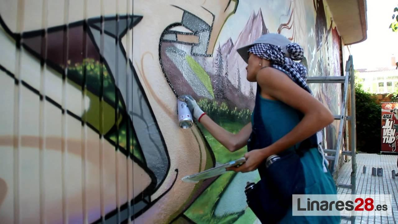 """""""Art Evolución"""", arte urbano para evolucionar mentes"""