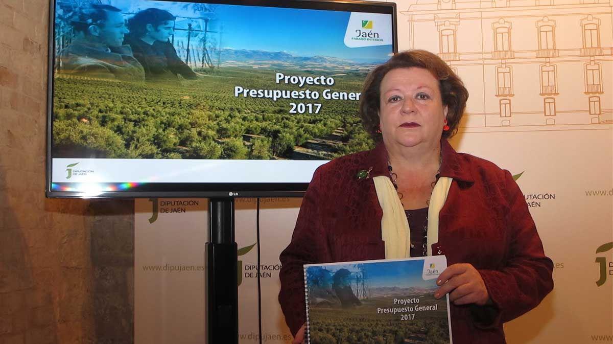 El Presupuesto de Diputación para 2017 prioriza el empleo, la inversión pública y el blindaje de las políticas sociales