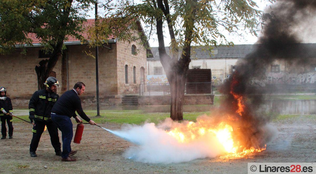 Inaugurada la Semana de la Prevención de Incendios