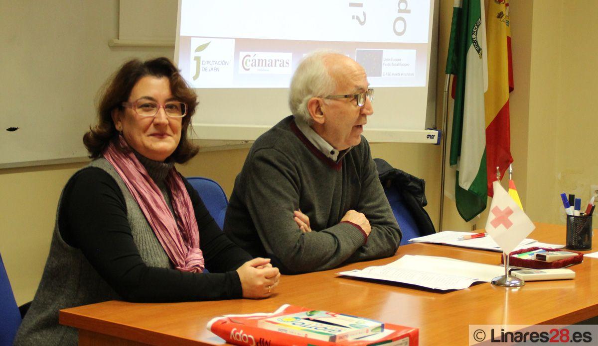La Cámara de Comercio de Linares pone en marcha el programa 'Aprender a Emprender'