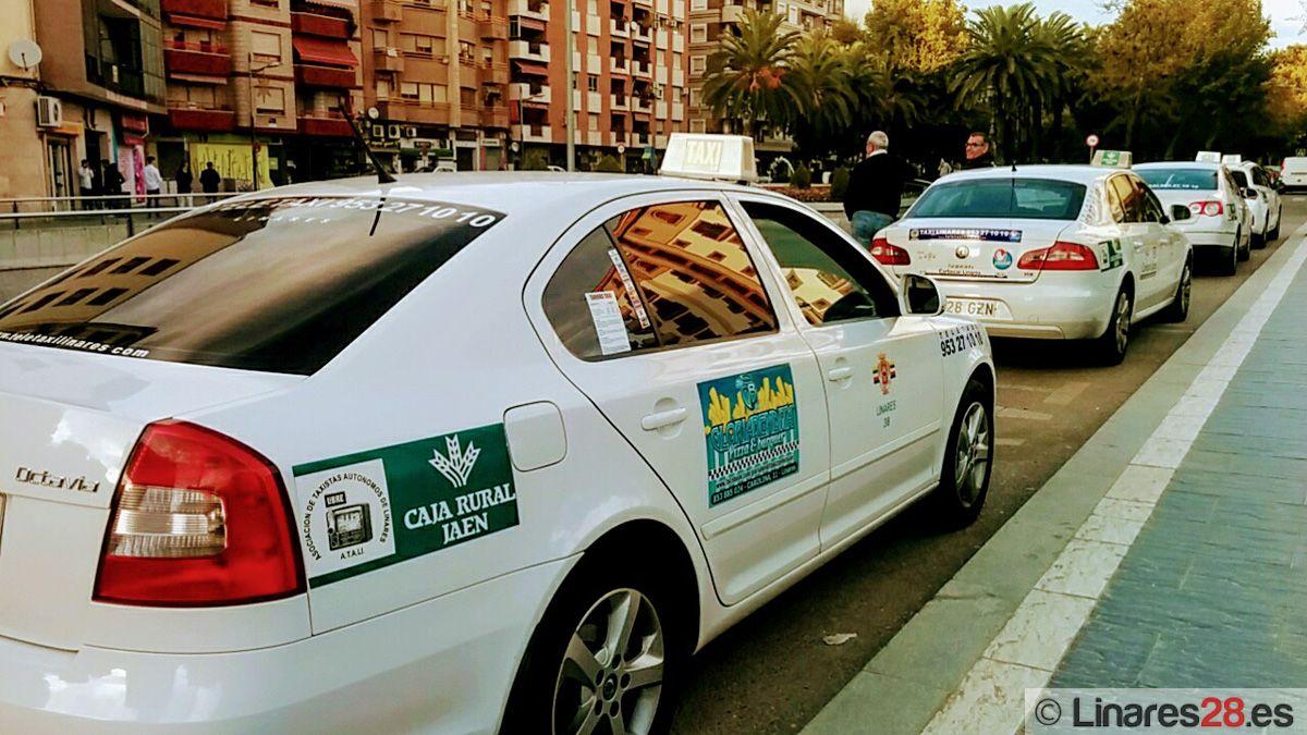 Los taxistas de Linares ven satisfecha su demanda de actualización de tarifas