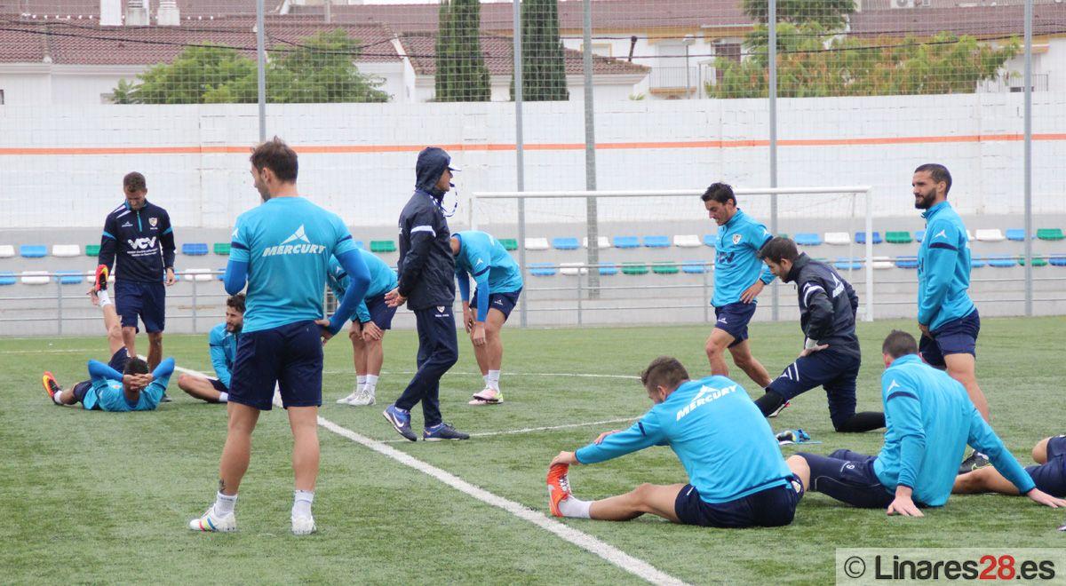 Previa del Linares Deportivo – C.D. Ejido 2012