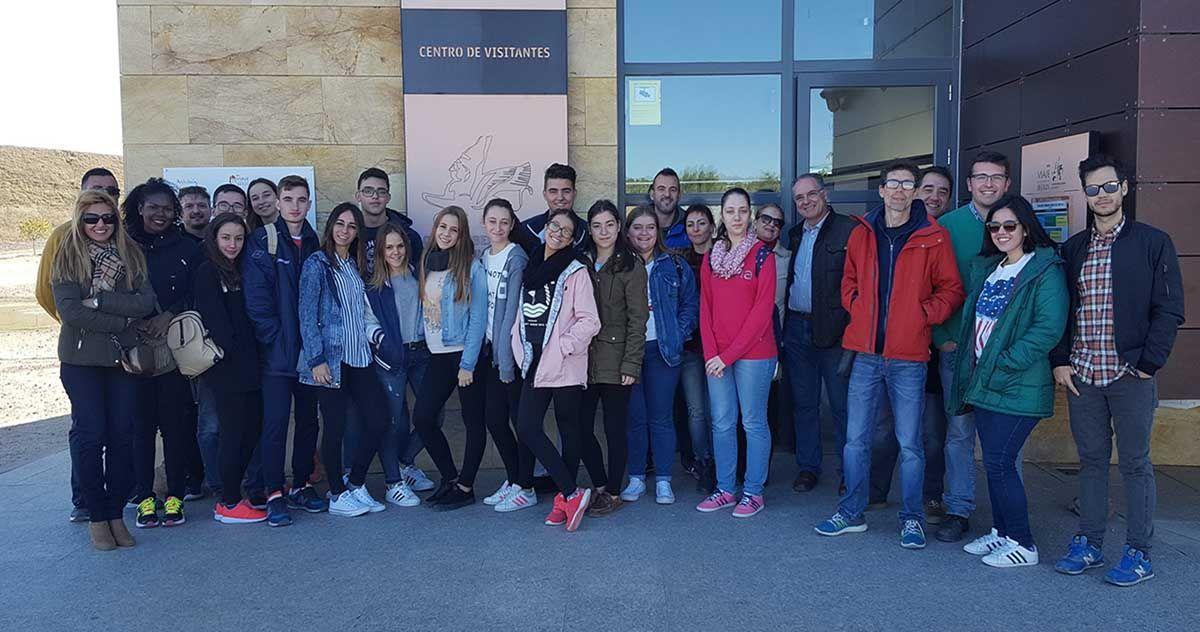 Continúan las actividades de la Semana de la Ciencia en el Campus de Linares