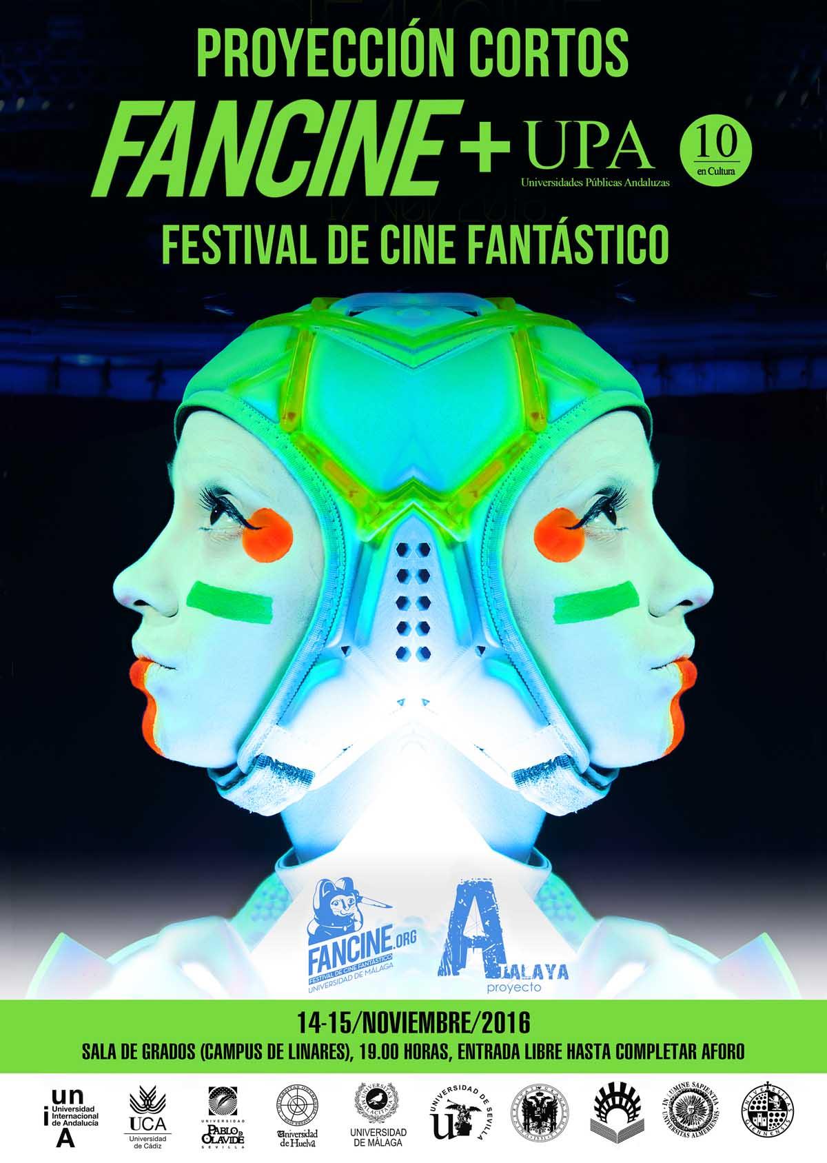 Proyección de cortos de Cine Fantástico en el Campus